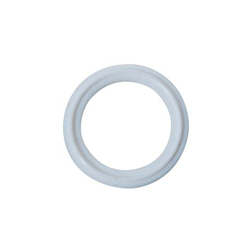 WHITE Tri-Clamp Gasket Rotatable 1.5""