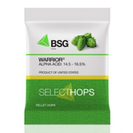 Warrior Hop Pellets, 8 oz