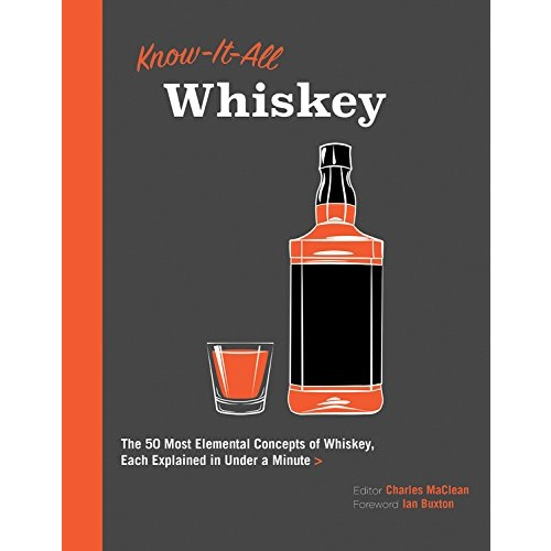 Know It All Whiskey, Book