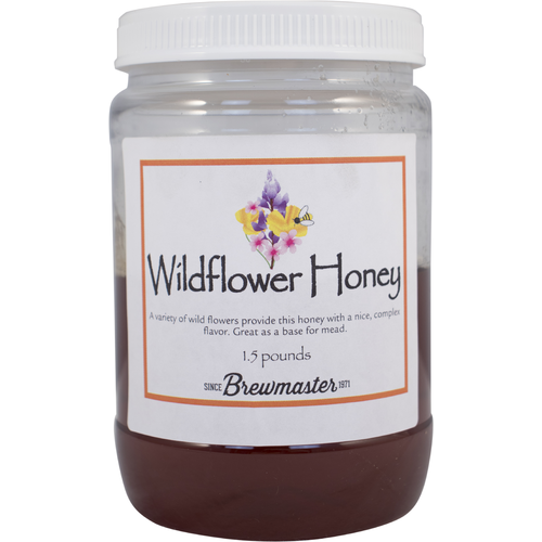 Wildflower Honey 1.5lb